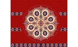gobek-01-bordo Cami Halısı