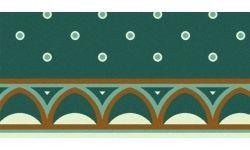 014 Yeşil Saflı Cami Halısı